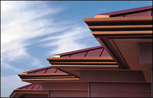 Welcome to the World of STEEL ROOFING — Featuring Galvalume Steel